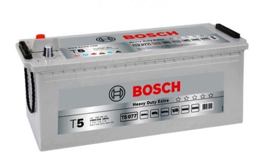 Автомобильный аккумулятор АКБ BOSCH (БОШ) T5 077 / 680 108 100 180Ач о.п.