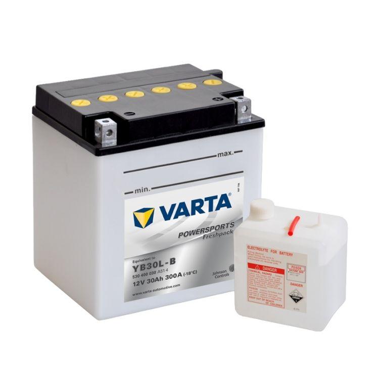 Аккумулятор для мототехники Varta 8Ач Moto AGM 508 901 015 (YTZ10S-BS) - фото 7