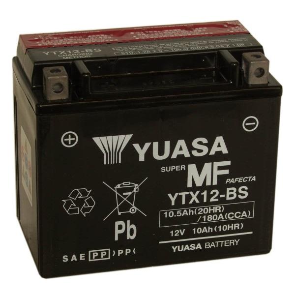 Аккумулятор для мототехники Varta 8Ач Moto AGM 508 901 015 (YTZ10S-BS) - фото 8