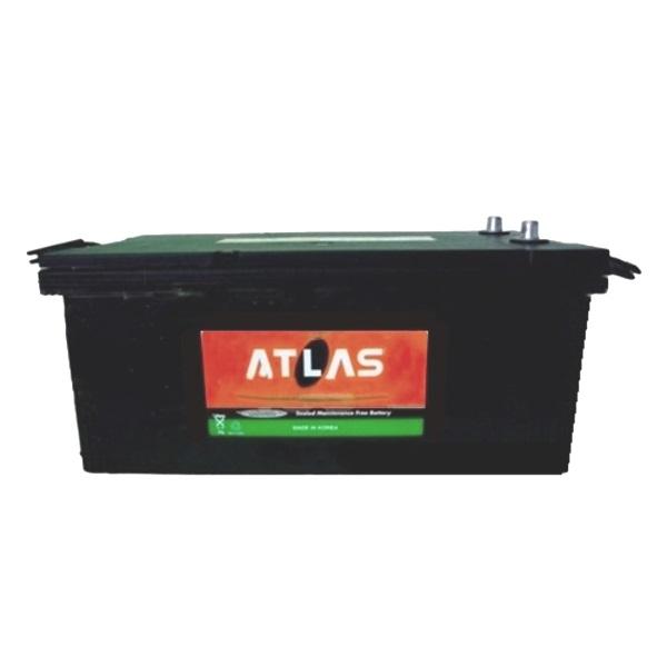 Автомобильный аккумулятор АКБ ATLAS (Атлас) MF245H52 220Ач П.П. (4) (росс.)