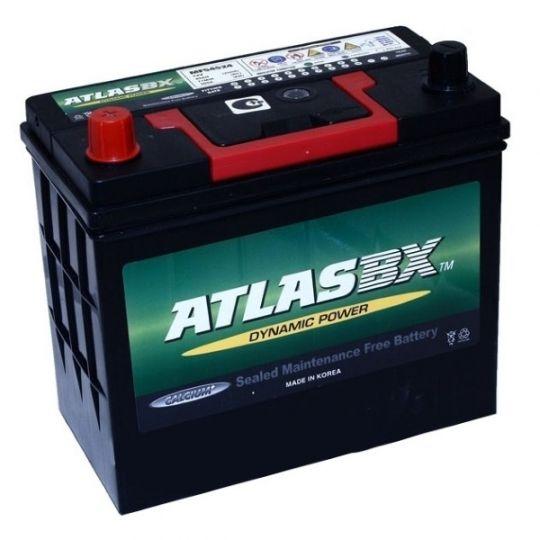Автомобильный аккумулятор АКБ ATLAS (Атлас) MF54524 45Ач п.п.