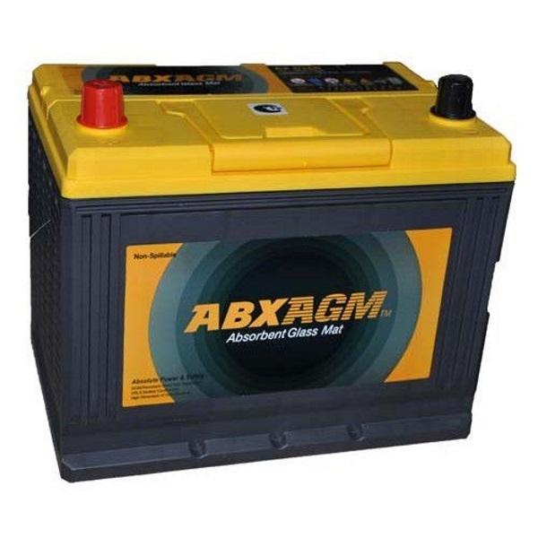 Автомобильный аккумулятор АКБ ATLAS (Атлас) AGM AX S65D26R 75Ач п.п.
