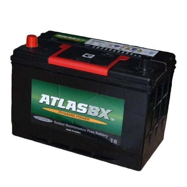 Автомобильный аккумулятор АКБ ATLAS (Атлас) MF59519 95Ач п.п. нижнее крепление